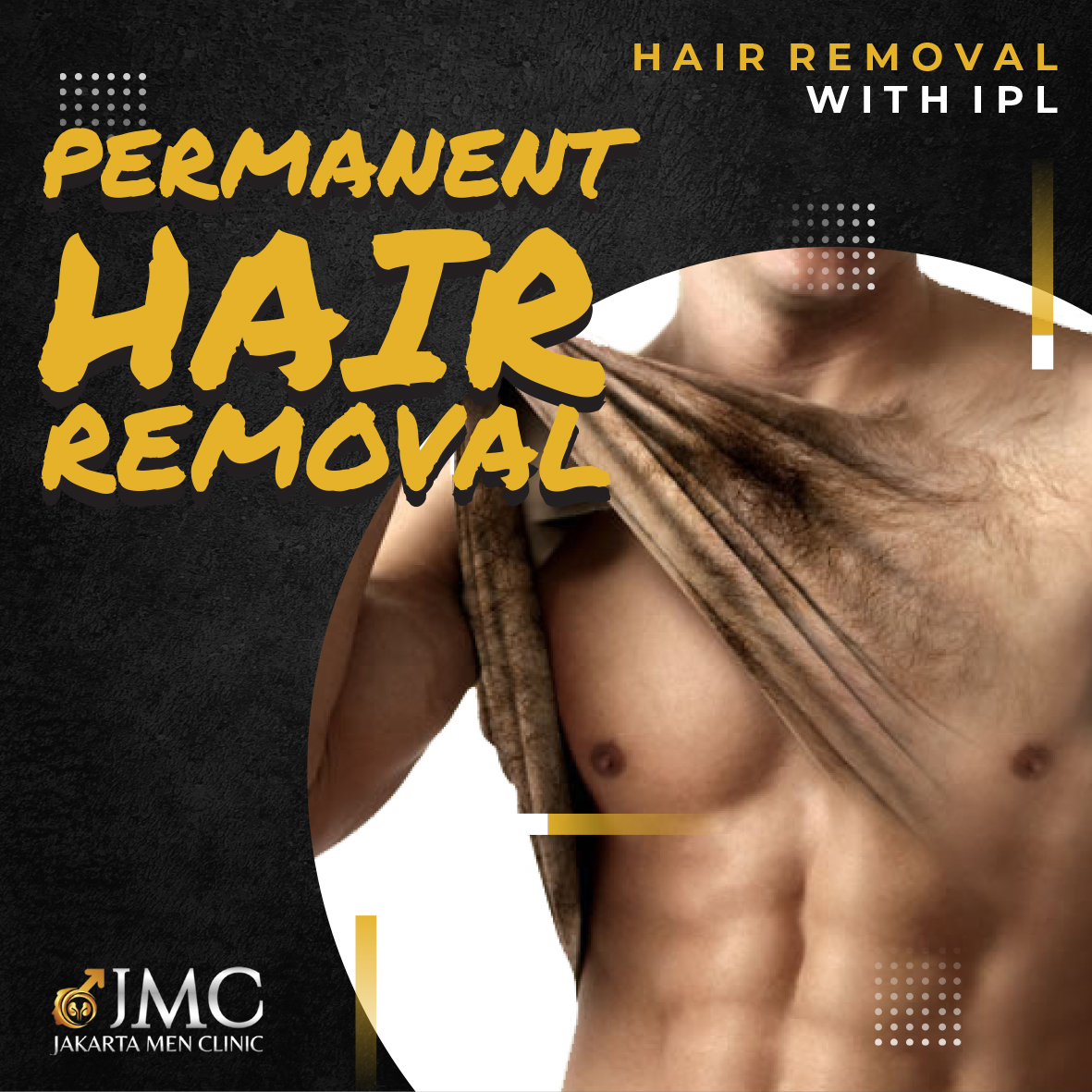 HAIR REMOVAL WITH IPL